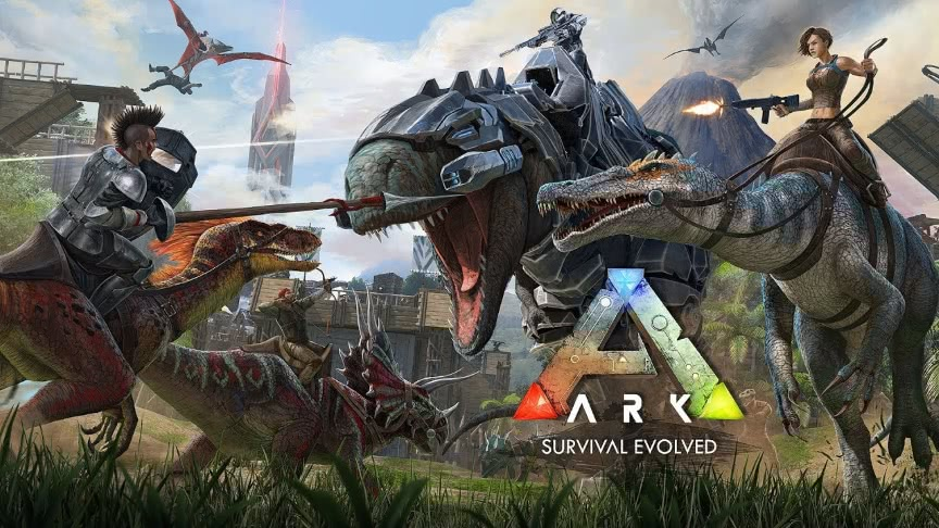 ARK: Survival Evolved Game Server banner