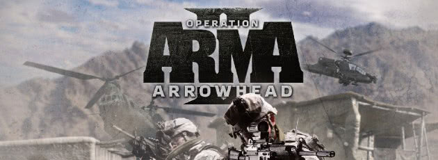 ArmA II Operation Arrowhead Game Server banner