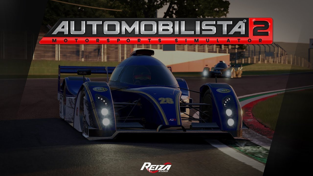 Automobilista 2 Dedicated Game Servers