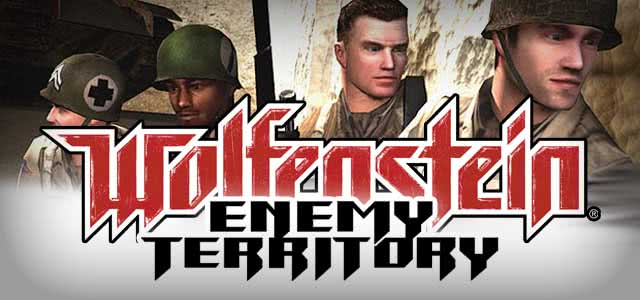 Wolfenstein Enemy Territory Game Servers