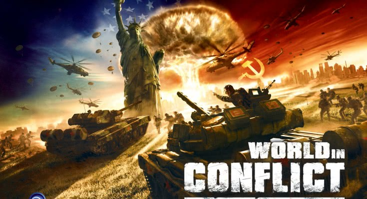 World in Conflict Game Server banner