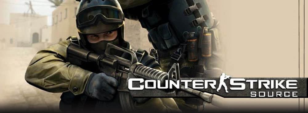 Counter Strike Source game server