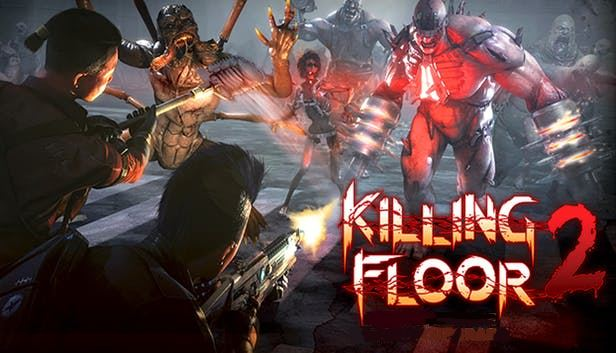 Killing Floor 2 Game Servers