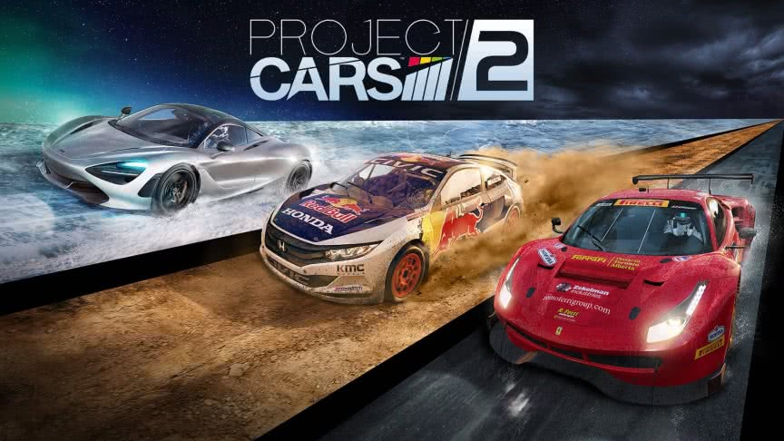 Project Cars 2 Dedicated Game Servers