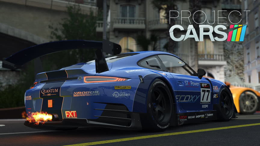 Project Cars Dedicated Game Servers