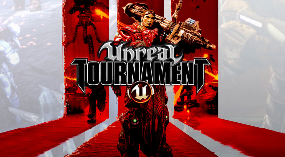 Unreal Tournament 3 game server